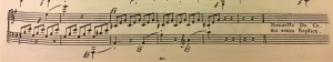 End of Trio-section, Mov. 3, Op. 10 No. 3